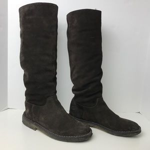 Vince Women Size 8M Brown Boots Made in Italy